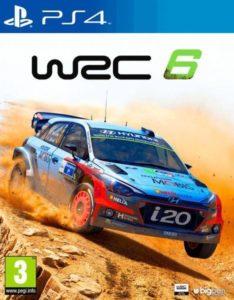 WRC 6 XBOX 360 1