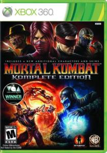 MORTAL KOMBAT 9 XBOX ONE S 3