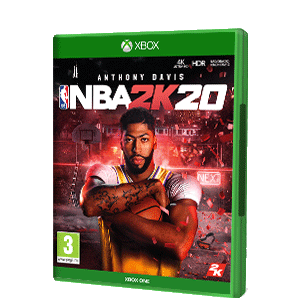 XBOX ONE NBA 2K20 1