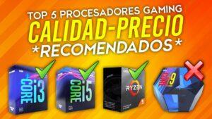 Ryzen 5 - El mejor procesador para Gamers en calidad precio 1