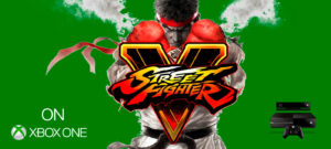 STREET FIGHTER 5 XBOX ONE 1