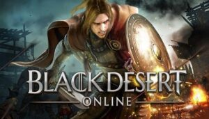 BLACK DESERT XBOX ONE 1