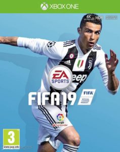 FIFA 19 XBOX 360 1