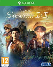 SHENMUE 1 XBOX ONE 1