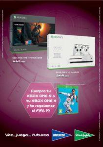 XBOX ONE S HIPERCOR 1
