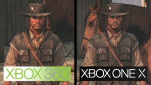 RED DEAD REDEMPTION XBOX ONE X 1