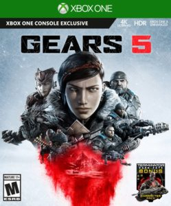 GEARS 5 XBOX ONE 1