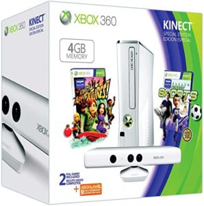 XBOX 360 4 GIGAS 1