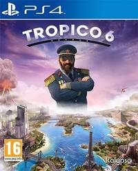 TROPICO 6 XBOX 360 1