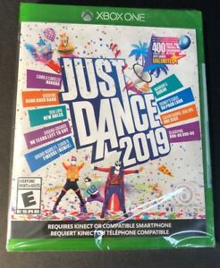 XBOX ONE JUST DANCE 1