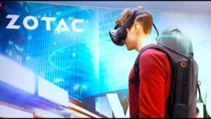 ZOTAC BACKPACK PC 1