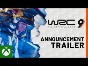 WRC 9 XBOX ONE 1