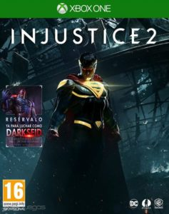 INJUSTICE 2 XBOX ONE 1