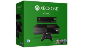 KINECT PARA XBOX ONE X 1