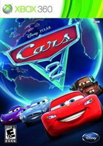 CARS 2 XBOX 360 1