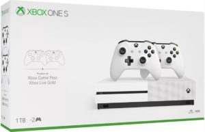 XBOX ONE S 2 CONTROLES 1