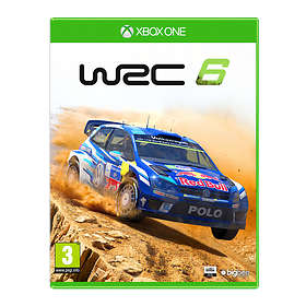 WRC 6 XBOX ONE 1