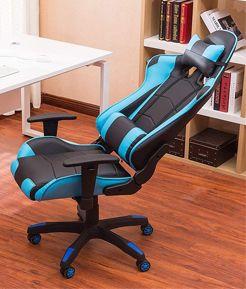 silla de juegos gamer marca sitmod 1