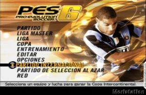 PES 6 XBOX ONE 1