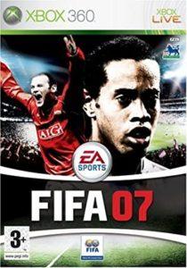 FIFA 7 XBOX 360 1