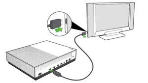 XBOX ONE HDMI 1
