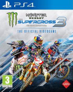SUPERCROSS 3 XBOX ONE 1