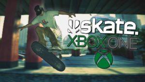 SKATE 1 XBOX ONE 1