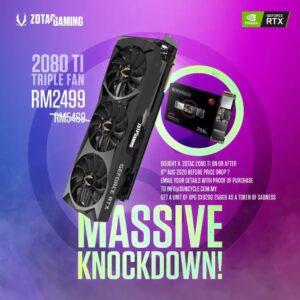 ZOTAC MINI PC 2080 1