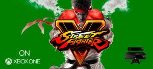 STREET FIGHTER V XBOX ONE 1
