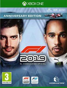 F1 2019 XBOX ONE 1