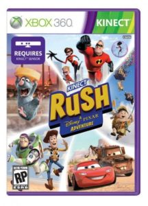 XBOX 360 KINECT GAMES 1