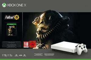 XBOX ONE X FALLOUT 76 1