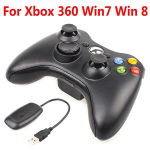WINDOWS 7 XBOX 360 CONTROLLER WIRELESS 1