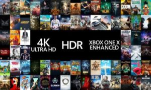 XBOX ONE 4K GAMES 1