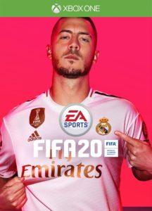 XBOX ONE Y FIFA 20 1