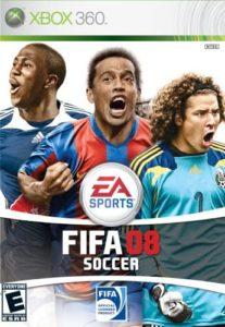 FIFA 8 XBOX 360 1