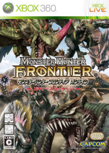 MONSTER HUNTER FRONTIER G XBOX 360 1