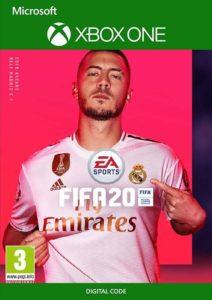 FIFA 20 XBOX 360 1