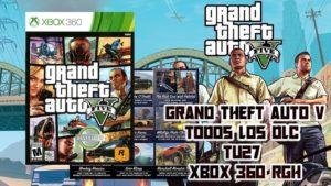 GTA V XBOX 360 RGH 1