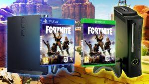 FORNITE XBOX 360 1