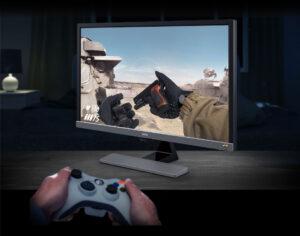 benq el2870u monitor gaming de 28 4k uhd 1