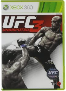 XBOX 360 UFC 1