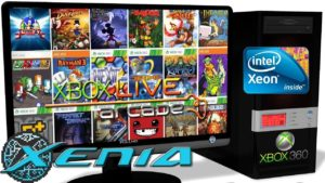 XBOX 360 XENIA 1