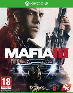 MAFIA 3 XBOX 360 1