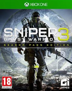 SNIPER 3 XBOX ONE 1