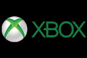 logo de la marca xbox de microsoft consolas
